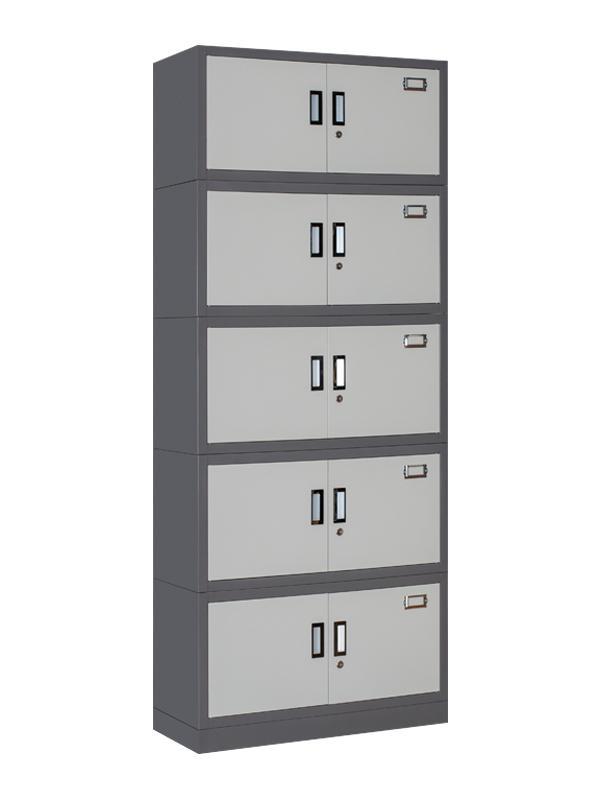 分五节文件柜