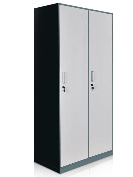 GF-076二门更衣柜