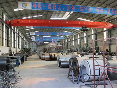 固峰-工厂展示